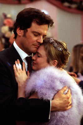 "Mark Darcy and Bridget Jones in the 2004 ""Bridget Jones: the Edge of Reason"". Image credit: Universal Pictures"
