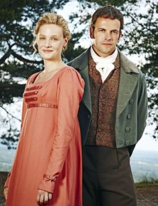 "Emma and Mr. Knightley in the 2009 ""Emma."""