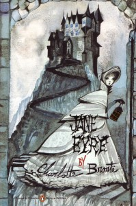 cover image of Charlotte Bronte's Jane Eyre, image credit Penguin Classics
