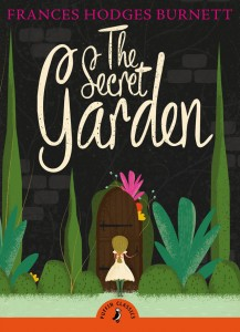 Cover image of Frances Hodgson Burnett's The Secret Garden, image credit Puffin Classics