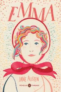 Cover image of Jane Austen's Emma, image credit Penguin Classics