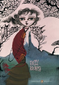 Cover image of Emily Bronte's Wuthering Heights, image credit Penguin Classics