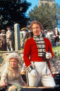 "Marianne Dashwood and Colonel Brandon in the 1995 ""Sense and Sensibility."""